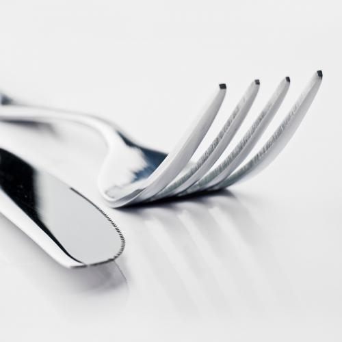 Get Sparkling Polished Stainless Steel Cutlery Everytime with Silvershine!