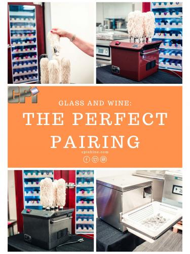 Glass and Wine: The Perfect Pairing