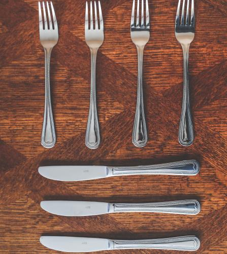 How to Keep Your Silverware Pristine