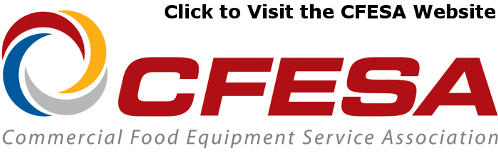 CPI is a member of the Commercial Food Equipment Service Association